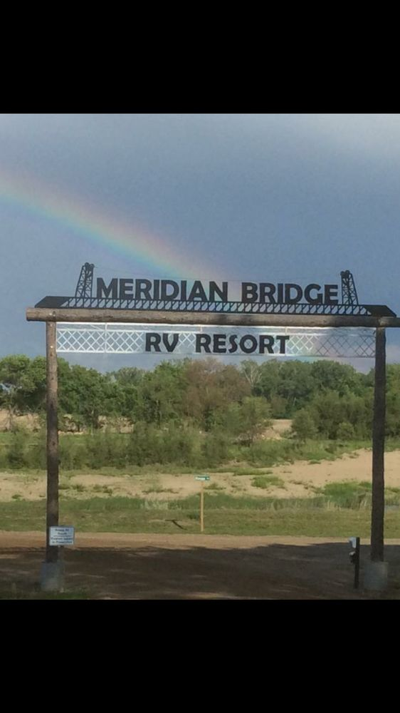 Meridian Bridge RV Resort: 89862 Meridian Bridge, South Yankton, NE