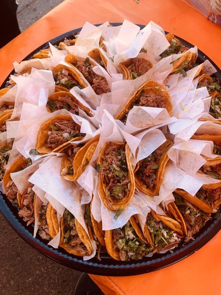Food from Birrieria Tijuana