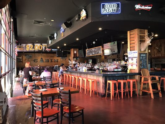 Cabin Whiskey Grill 9868 W Northern Ave Peoria Az Restaurants Mapquest