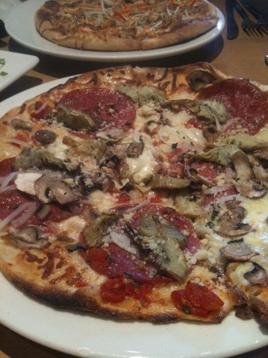 California Pizza Kitchen 43 Foto E 87 Recensioni Pizzerie 2901 Capital Of Texas Hwy