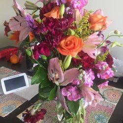 Capitol Hill Flowers Fruit