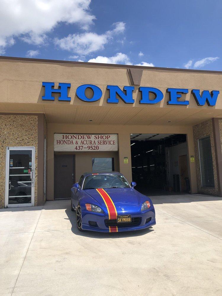 The Hondew Shop