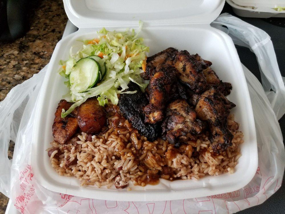 Aunt I's Jamaican Restaurant
