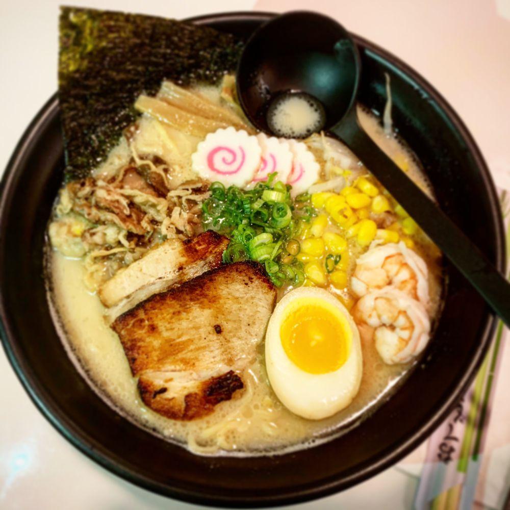 Tokyo Ramen & Sushi Burrito: 450 State Rd 13, Fruit Cove, FL