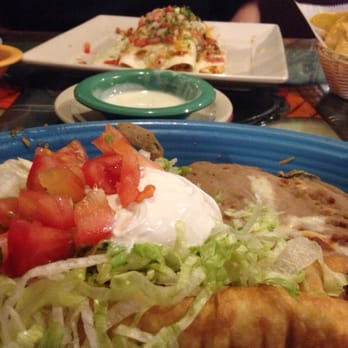 Photo Of Cancun Mexican Restaurant Cincinnati Oh United States Flautas And San