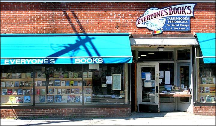 Everyone's Books: 23 Elliot St, Brattleboro, VT