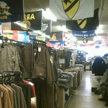 Yelp Reviews for Indianapolis Army Navy - (New) Military Surplus