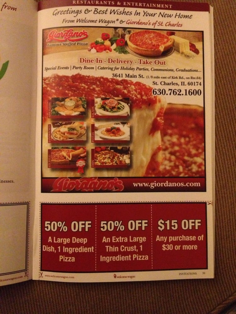 photograph regarding Giordano's Coupons Printable called Giordanos suggests they under no circumstances issued this coupon inside of the