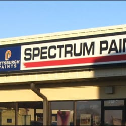 spectrum paint paint stores 10807 s memorial dr