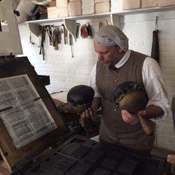 Photo Of Colonial Williamsburg Historic Post Office Shop   Williamsburg,  VA, United States.