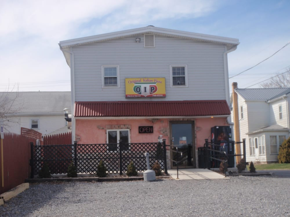 OIP - Original Italian Pizza: 101 Main St, Woodbury, PA