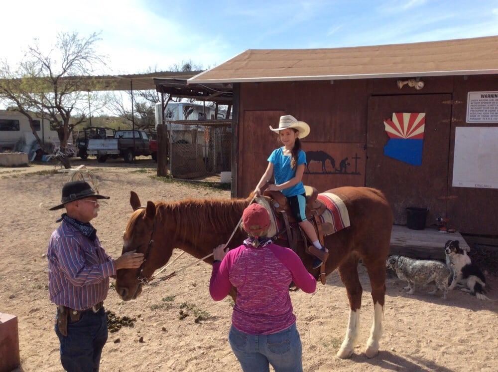 Effus Ranch: Wickenburg, AZ