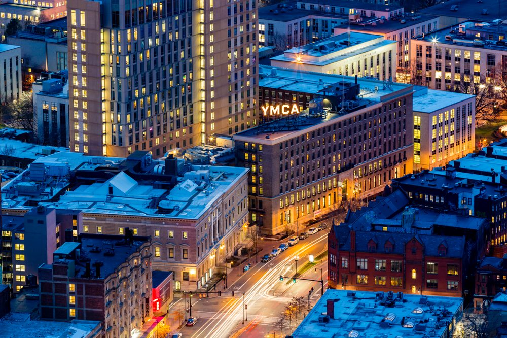 Huntington Avenue YMCA