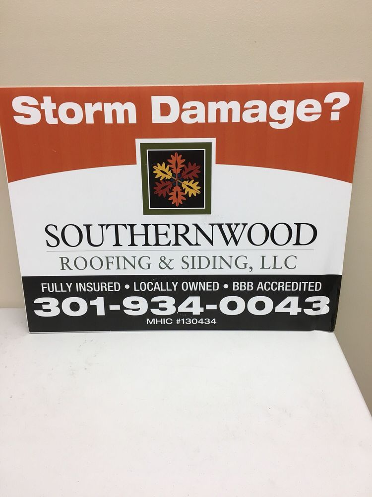 Southernwood Roofing & Siding: 5895 Crain Hwy, La Plata, MD