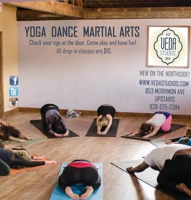 go yoga asheville nc