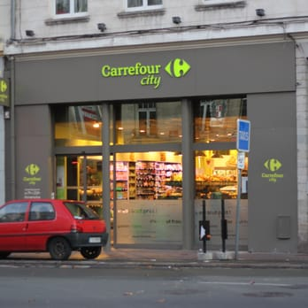 Carrefour city supermarch s 23 rue de tournai centre - Carrefour porte de montreuil horaires ...