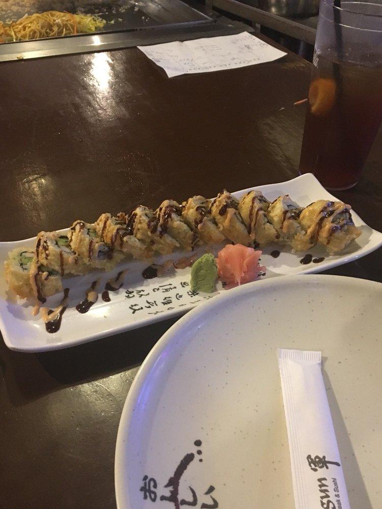Shogun Japanese Steak Sushi & Cocktail Lounge: 3265 Falls Pkwy, Branson, MO