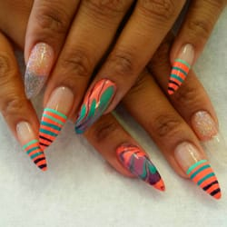 The Bottom Nail Salon 1 & 2 - 12 Reviews - Nail Salons - 5624 W ...