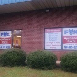 New Fox Appliance Parts Gainesville Ga