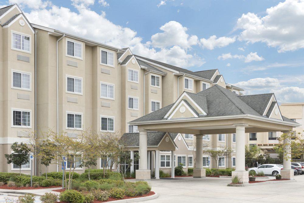 Microtel Inn & Suites by Wyndham Baton Rouge Airport: 3444 Harding Blvd, Baton Rouge, LA