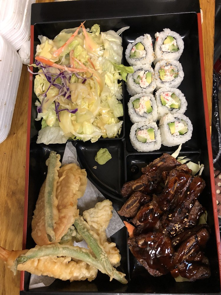 Himitsu Teriyaki: 22350 NE Marketplace Dr, Redmond, WA