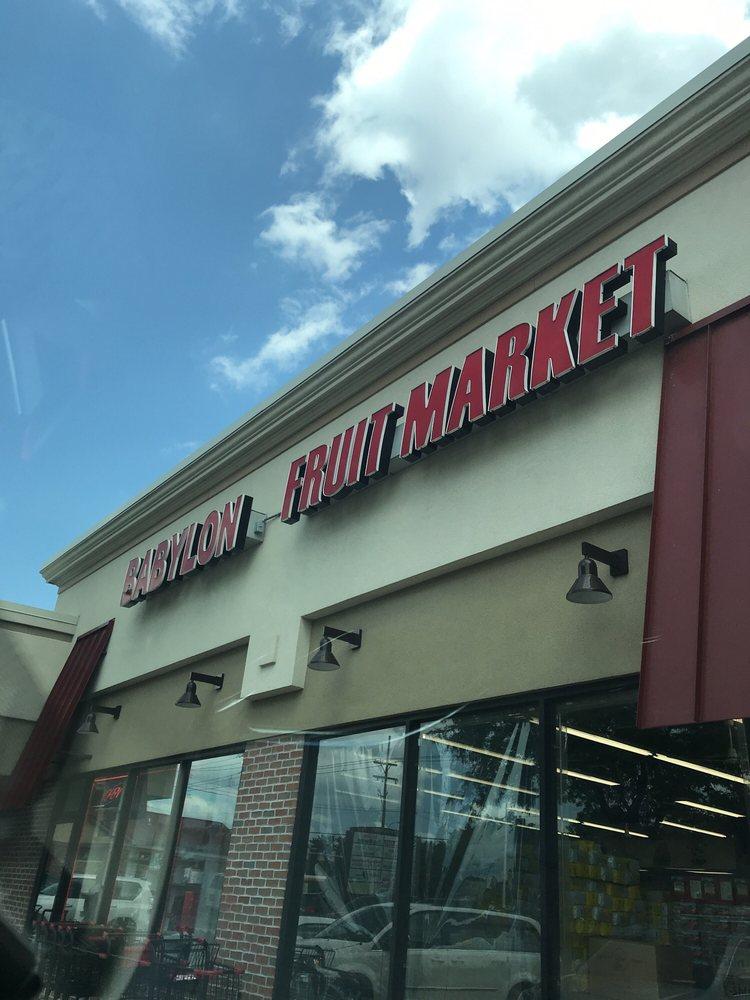 Babylon Fruit Market: 36886 Ryan Rd, Sterling Heights, MI