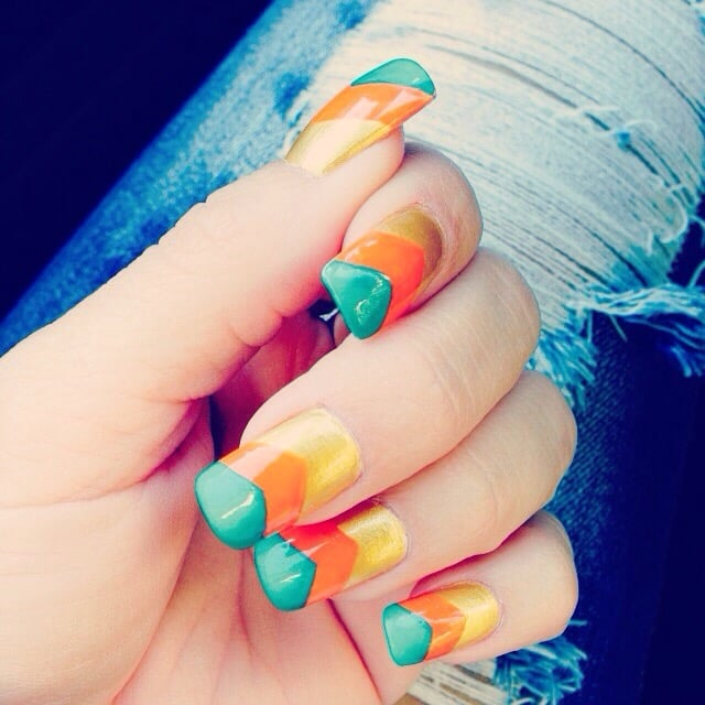Acrylics by T and nail art by Moon Oct 2014 - Yelp