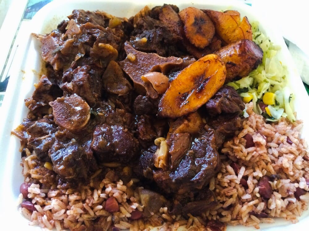 how to cook jamaican rice and beans