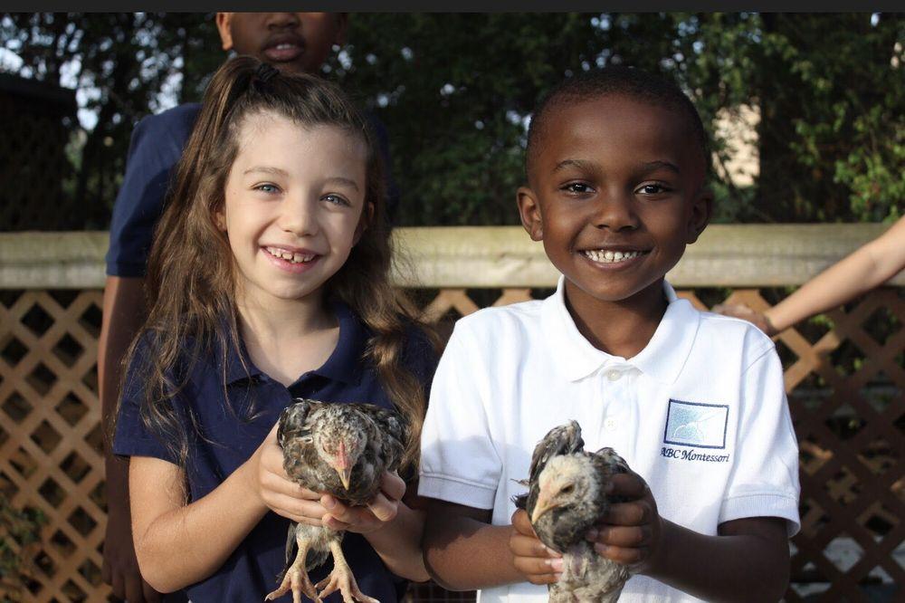 ABC Montessori School: 483 Walker Dr, McDonough, GA