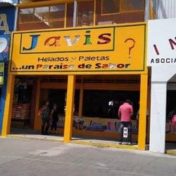 Helados Javis Ice Cream Frozen Yogurt Mercado Independencia