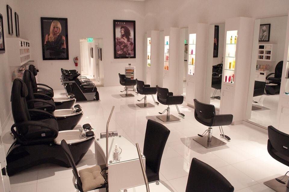 Dessange paris 26 photos coiffeurs salons de for Abaka salon coral gables