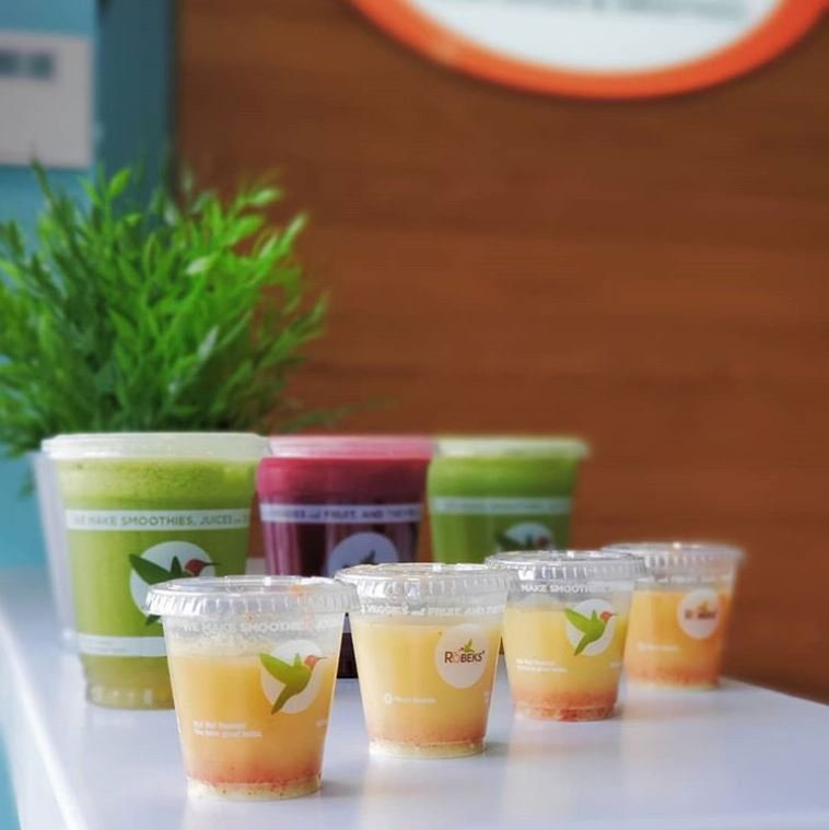 Robeks Fresh Juices & Smoothies: 21012 Southbank St, Sterling, VA