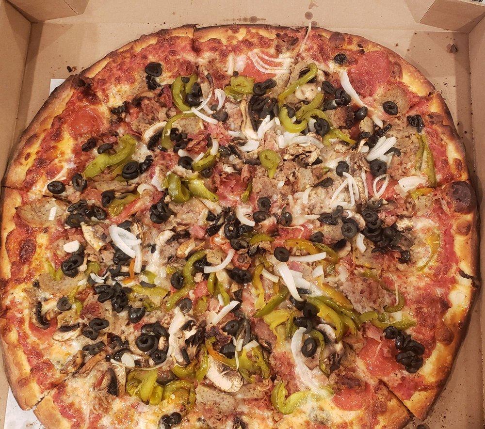 New Hop Brook Pizza