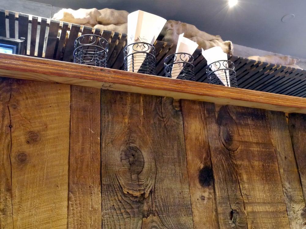 photo of le loft interior decoration brooklyn ny united states interior design - Light Hardwood Restaurant Decoration