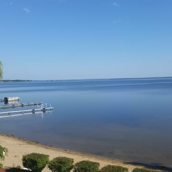 Photo Of Beachfront Hotel Houghton Lake Mi United States