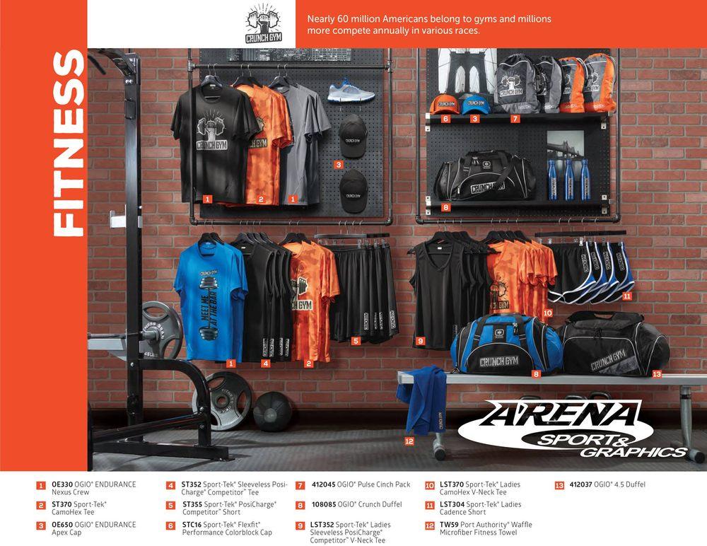 Arena Sports and Graphics: 52 Main St, Port Washington, NY