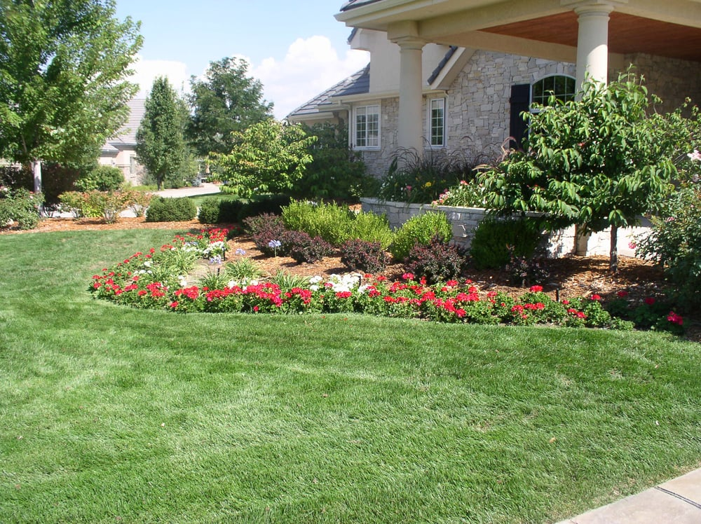 Gardening general lawn maintenance provided by a better for General garden maintenance