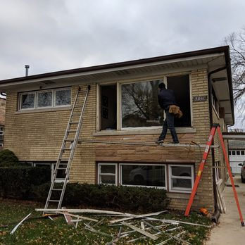 Photo Of Best Windows La Grange Park Il United States Ladder Masters
