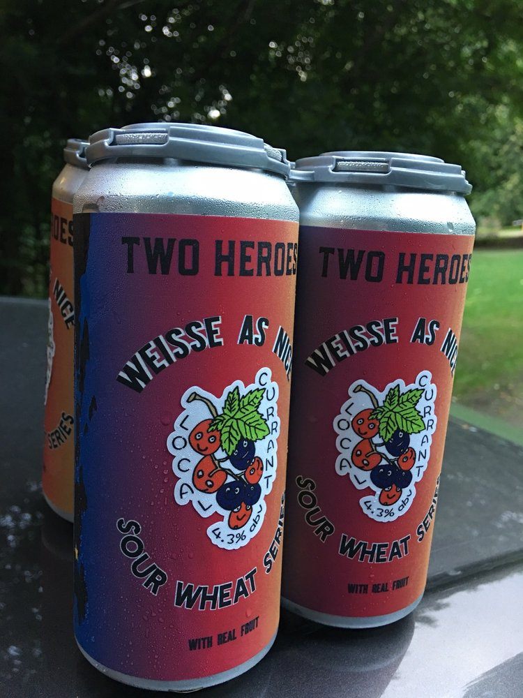 Two Heroes Brewing: 1 Ferry Rd, South Hero, VT