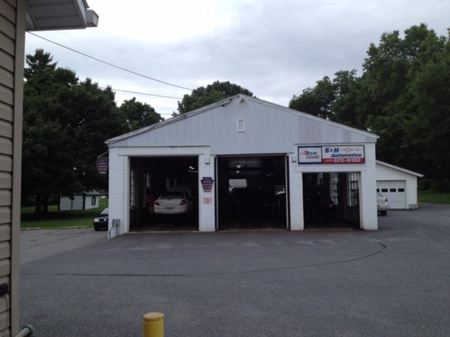 S and H Automotive Repair: 154 W Frederick St, Millersville, PA