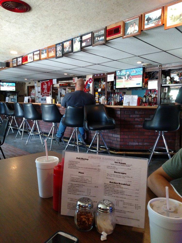 Frank's Sundown & Corner Kitchen: 130 Old U S 50 E, Beckemeyer, IL