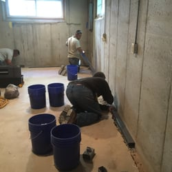 Photo Of Basement Waterproofing Team   Saint Louis, MO, United States. Basement  Waterproofing