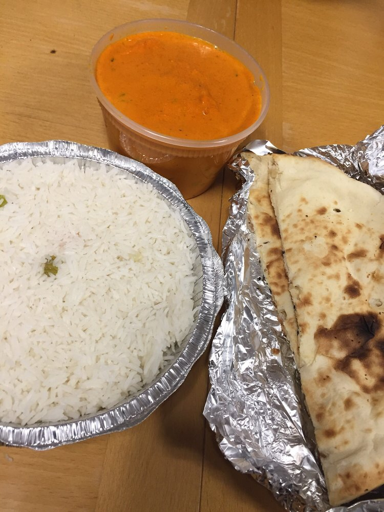 Food from New Paltz Indian Restaurant
