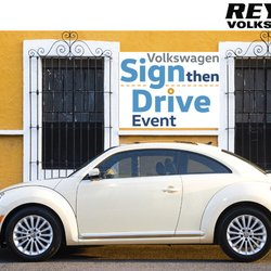 Photo Of Reydel Volkswagen Edison Nj United States Sign Then Drive