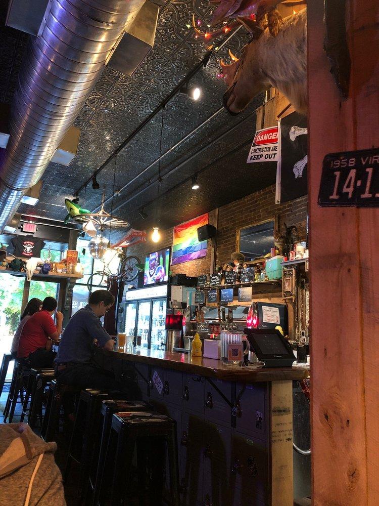 Jack Brown's Beer & Burger Joint: 123 North Side Sq, Huntsville, AL