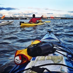 Photo Of Alki Kayak Tours Seattle Wa United States From The Co
