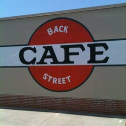 Back Street Cafe Sinton Tx