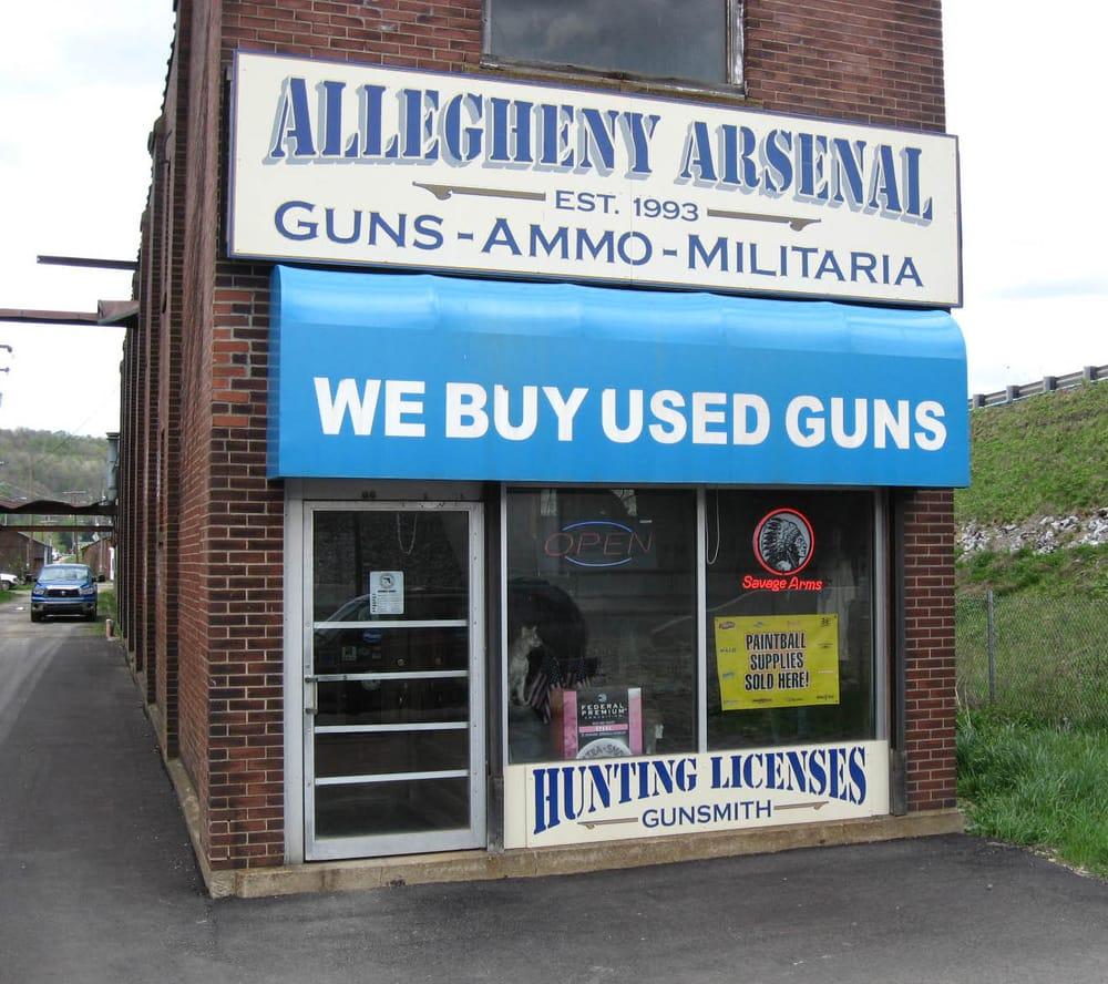 Allegheny Arsenal Inc: 181 Main St, Bradford, PA