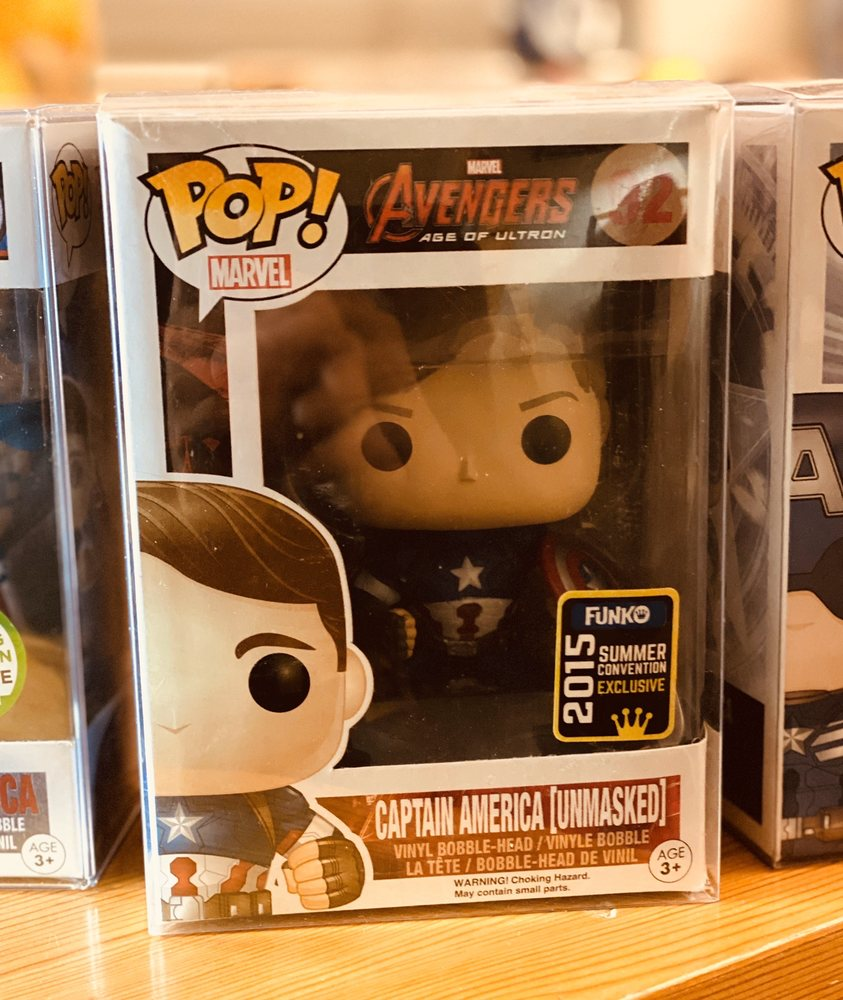 Awesome Collectibles: 6100 Atlantic Blvd, Maywood, CA