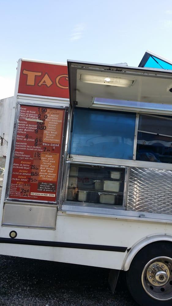 La Penca Azul Taco Truck